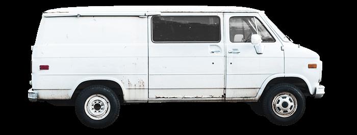 used car parts - vans