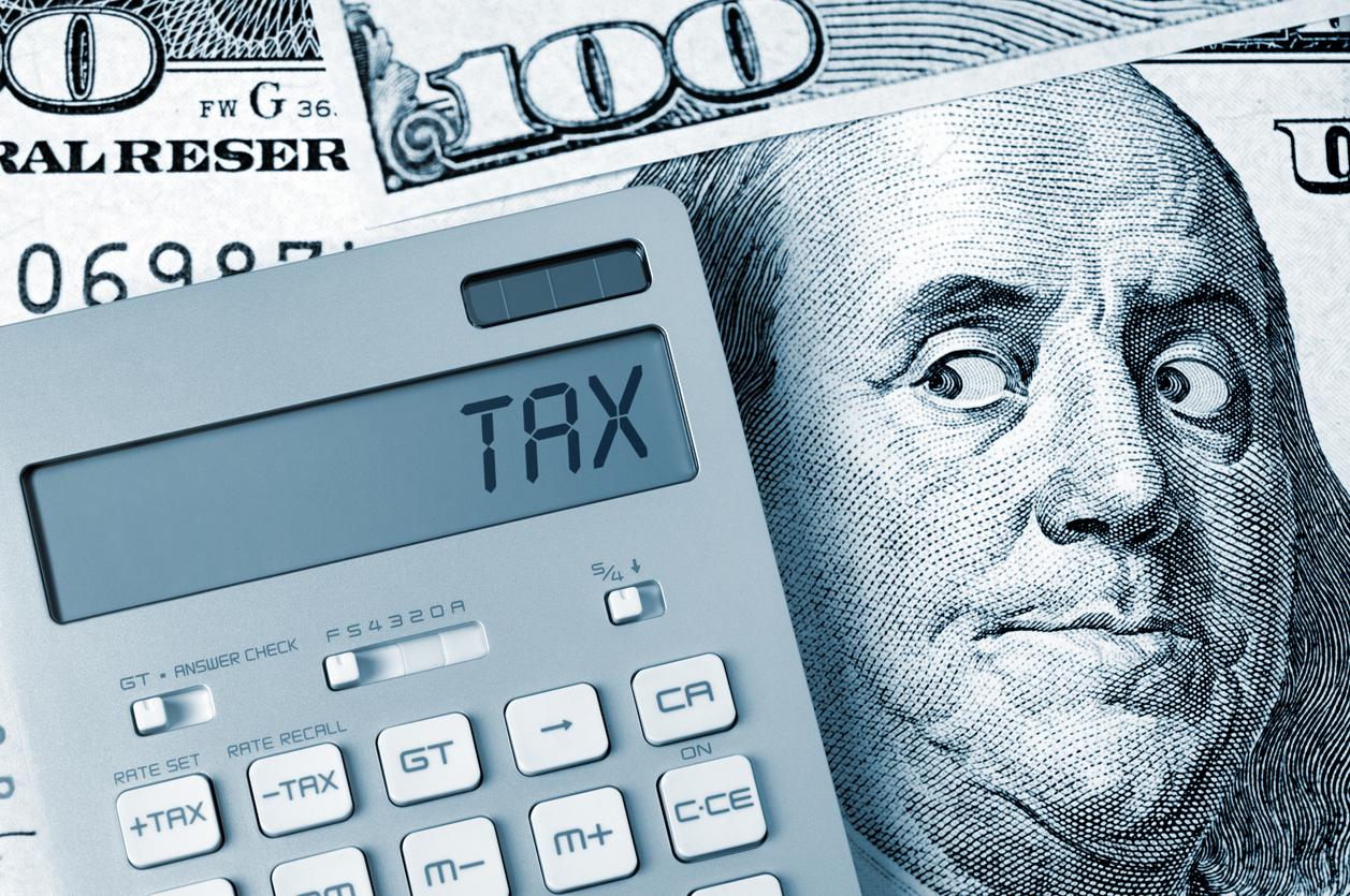 Ben Franklin's fear: Tax